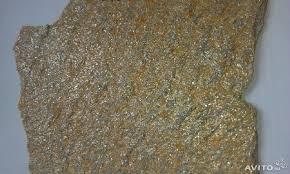 Златолит зеленый (плитняк)